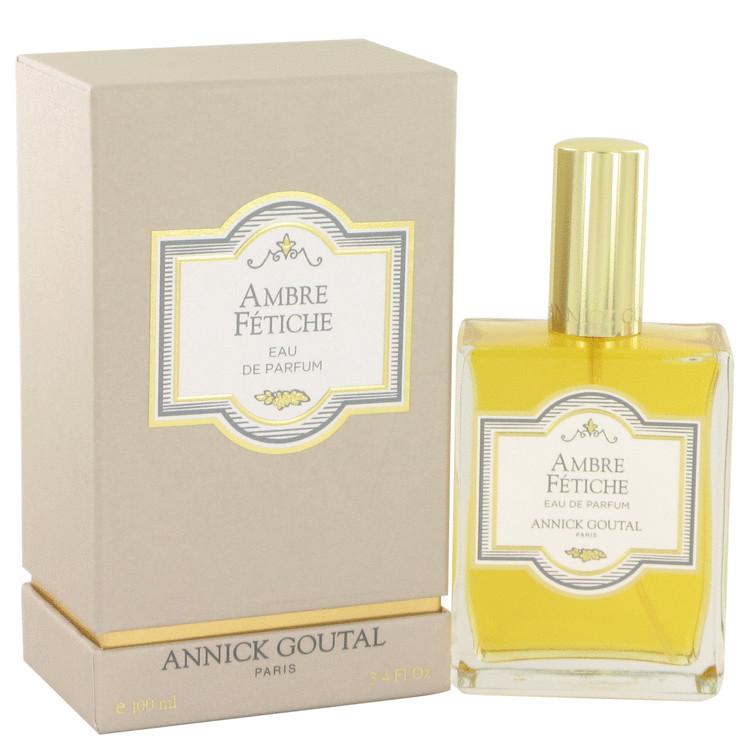 Ambre Fetiche Cologne by Annick Goutal 100 ml EDP Spay for Men