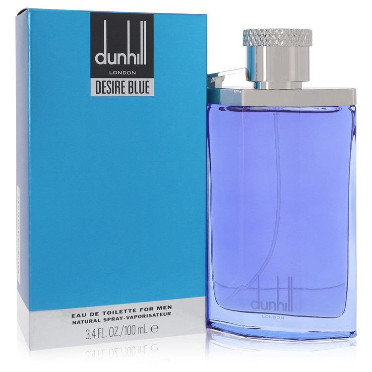 Desire Blue Cologne by Alfred Dunhill 3.4 oz EDT Spay for Men