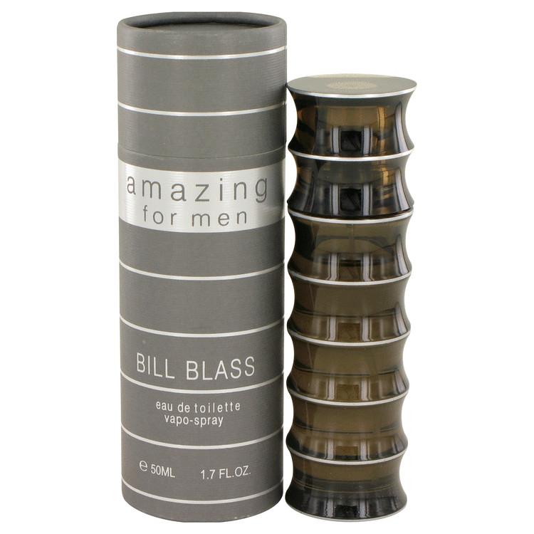 Amazing Cologne by Bill Blass 50 ml Eau De Toilette Spray for Men