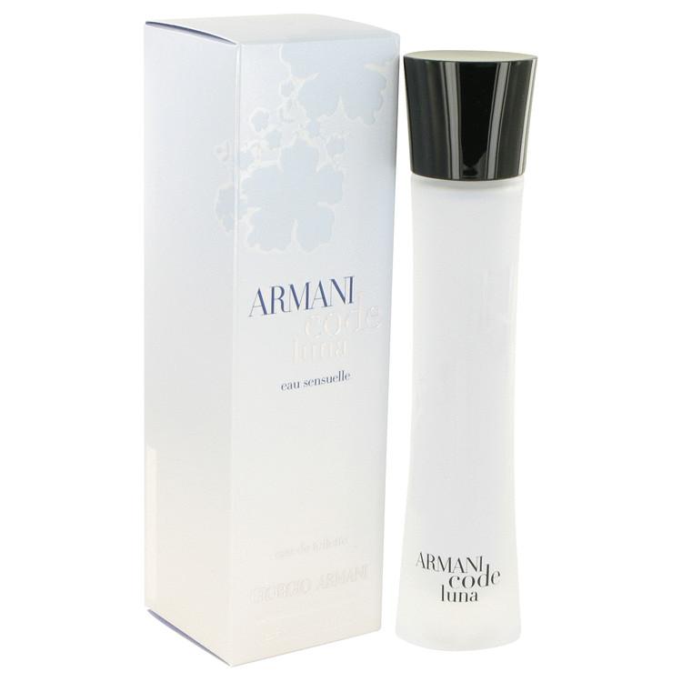 Armani Code Luna Perfume by Giorgio Armani 1.7 oz EDT Spay for Women