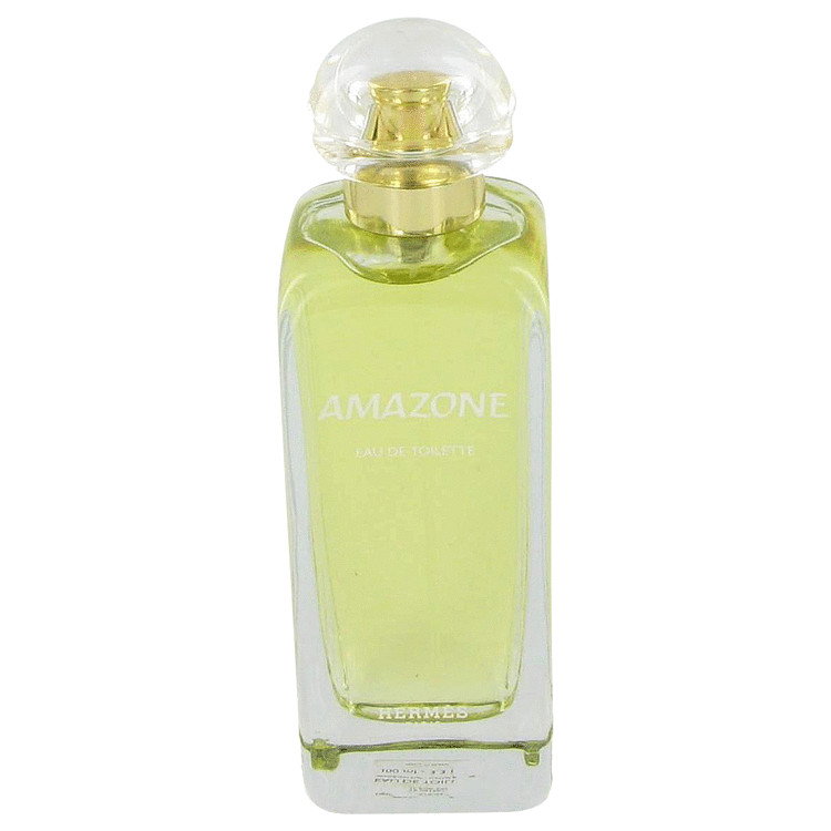 Amazone Perfume by Hermes 100 ml EDT Spray(Tester) for Women
