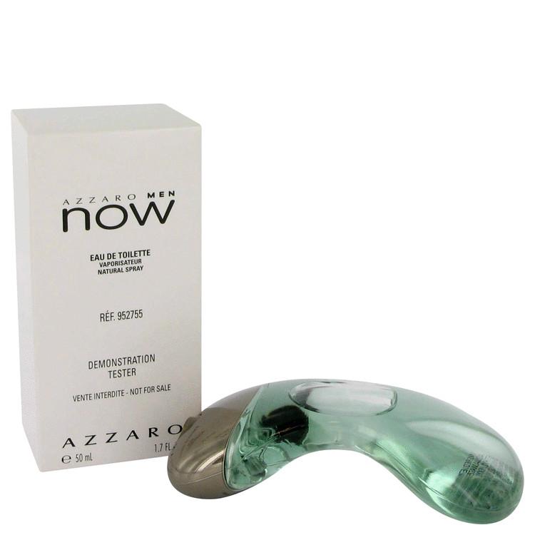 Azzaro Now Cologne by Azzaro 50 ml EDT Spray(Tester) for Men