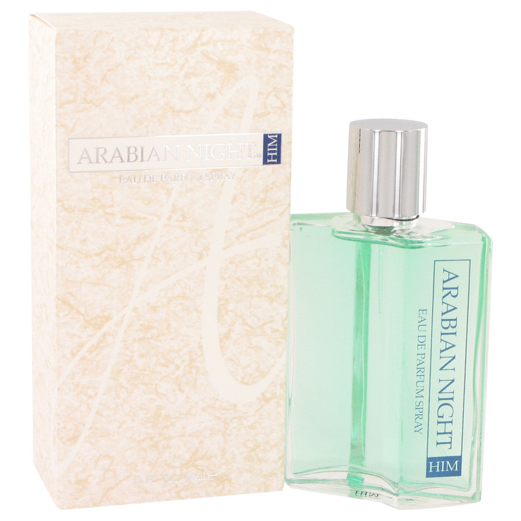 Arabian Nights by Jacques Bogart for Men Eau De Parfum Spray 3.4 oz