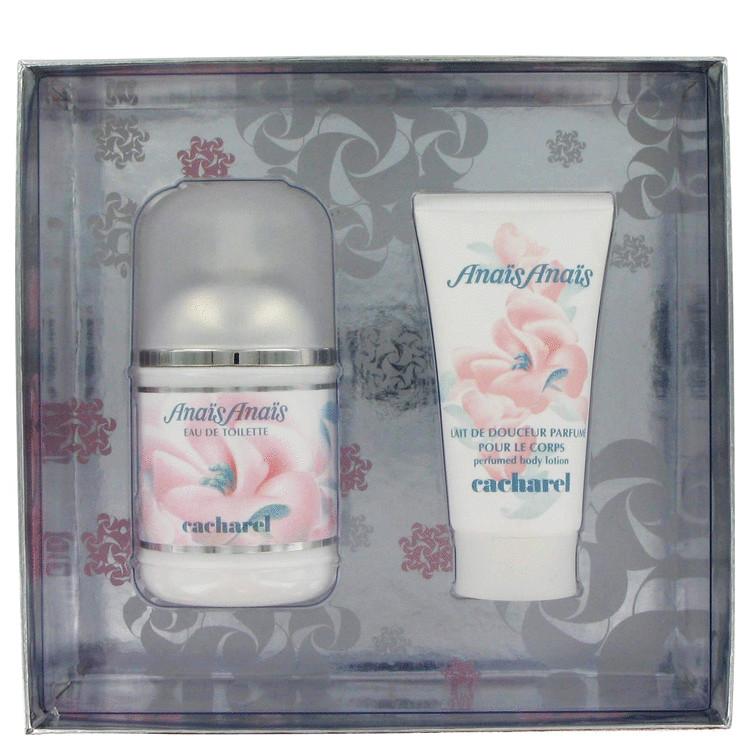 Anais Anais for Women, Gift Set (1.7 oz EDT Spray + 1.7 oz Body Lotion)
