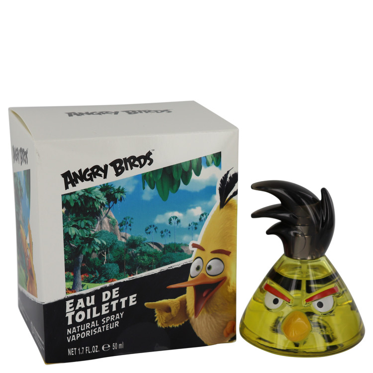 Angry Birds Chuck Perfume 50 ml EDT Spay for Women