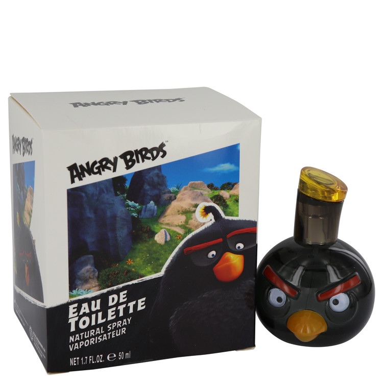 Angry Birds Bomb Perfume 50 ml EDT Spay for Women