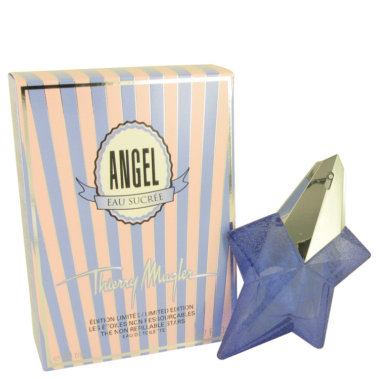 Angel Eau Sucree Perfume 50 ml Eau De Toilette Spray (Limited Edition) for Women