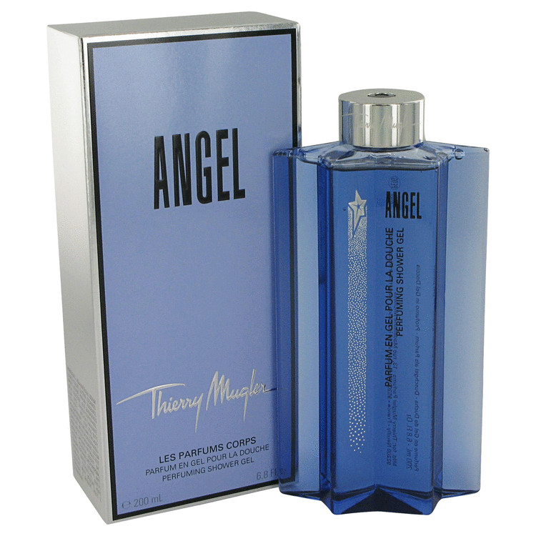 ANGEL by Thierry Mugler for Women Perfumed Shower Gel 7 oz