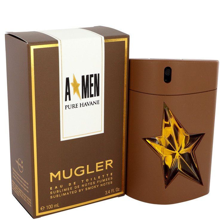 Angel Pure Havane Cologne by Thierry Mugler 100 ml EDT Spay for Men