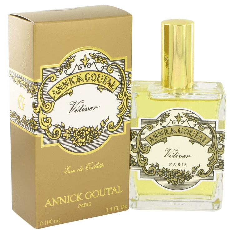 Annick Goutal Vetiver Cologne 100 ml Eau De Toilette Spray (Unisex) for Men