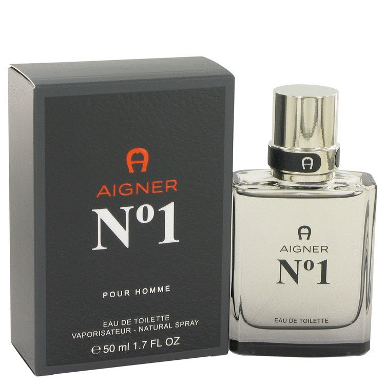 Aigner No 1 Cologne by Etienne Aigner 50 ml EDT Spay for Men