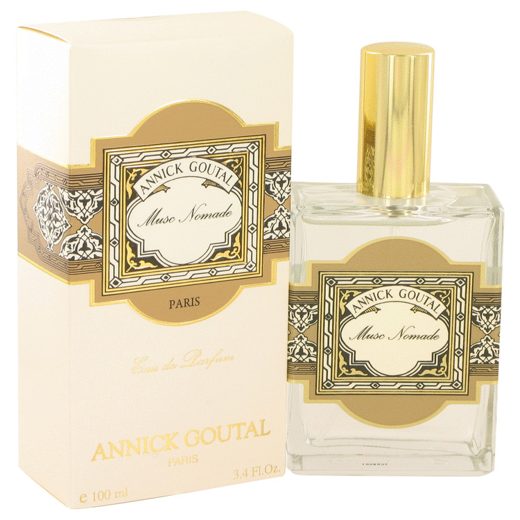 Musc Nomade Perfume by Annick Goutal 100 ml EDP Spay for Women