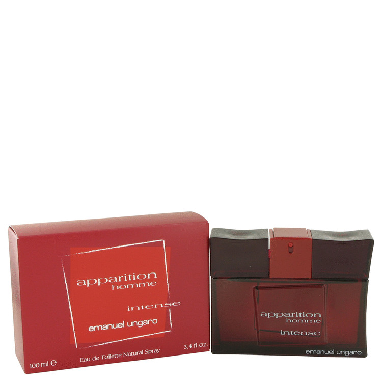 Apparition Intense Cologne by Ungaro 100 ml EDT Spay for Men
