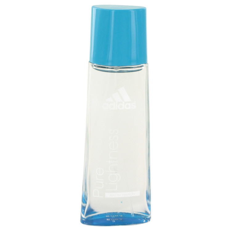 Adidas Pure Lightness by Adidas for Women Eau De Toilette Spray (unboxed) 1.7 oz