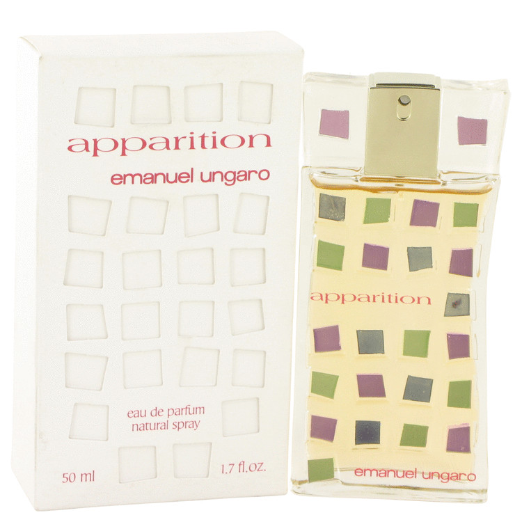 Apparition Perfume by Ungaro 50 ml Eau De Parfum Spray for Women