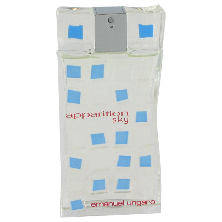 Apparition Sky Perfume by Ungaro 90 ml EDT Spray(Tester) for Women