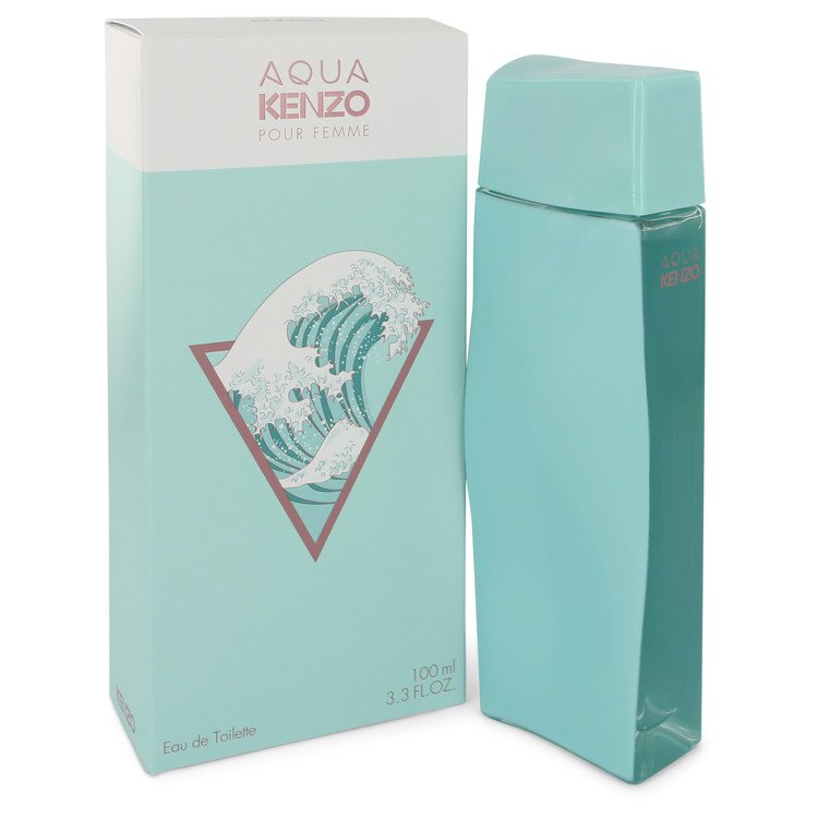 Aqua Kenzo Perfume by Kenzo 100 ml Eau De Toilette Spray for Women