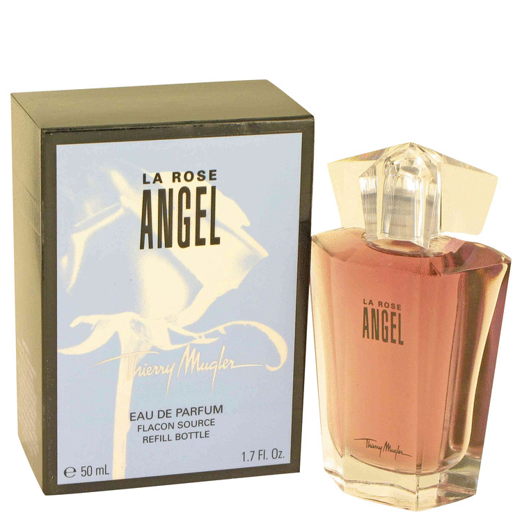Angel Rose by Thierry Mugler for Women Eau De Parfum Refill 1.7 oz
