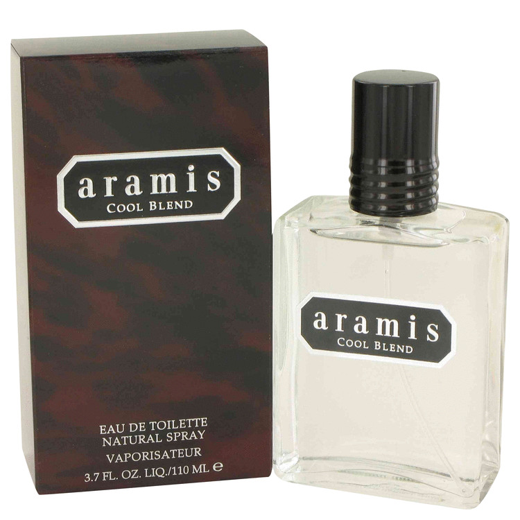 Aramis Cool Blend Cologne by Aramis 109 ml EDT Spay for Men