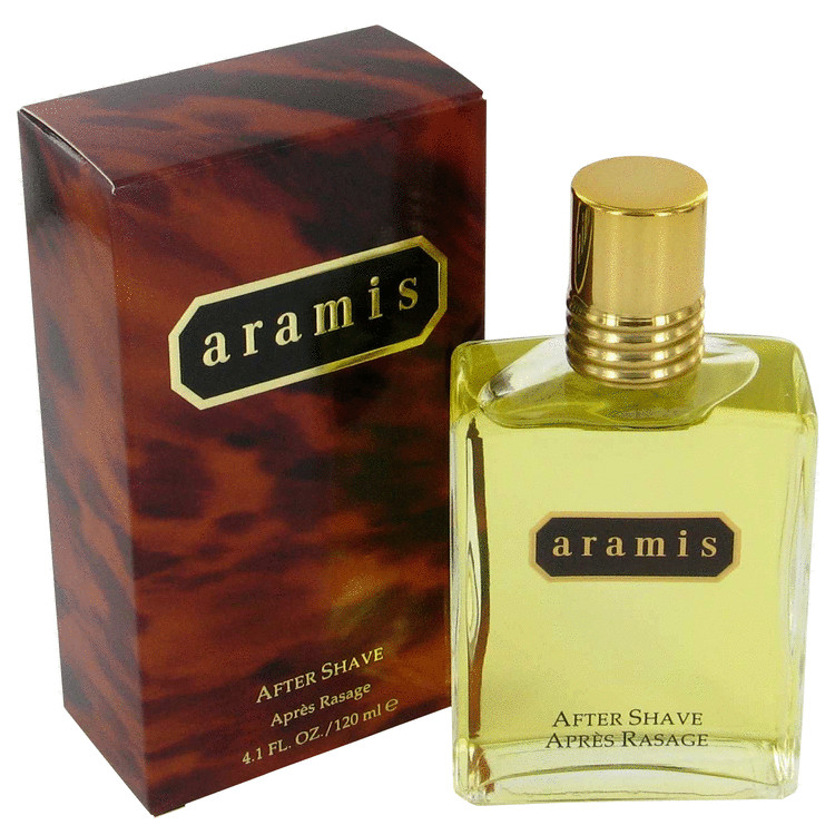 Aramis After Shave by Aramis 4.1 oz After Shave for Men