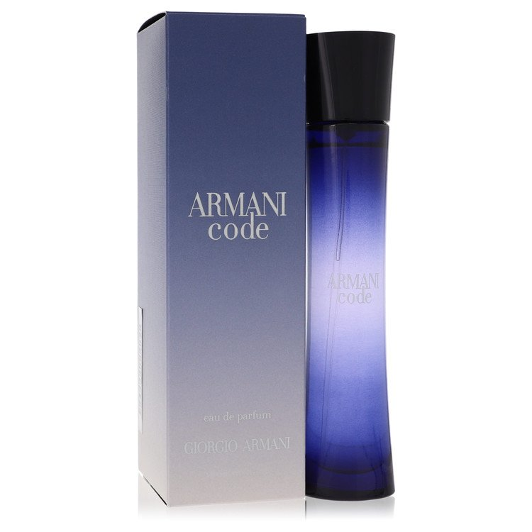 Armani Code by Giorgio Armani for Women Eau De Parfum Spray 1.7 oz