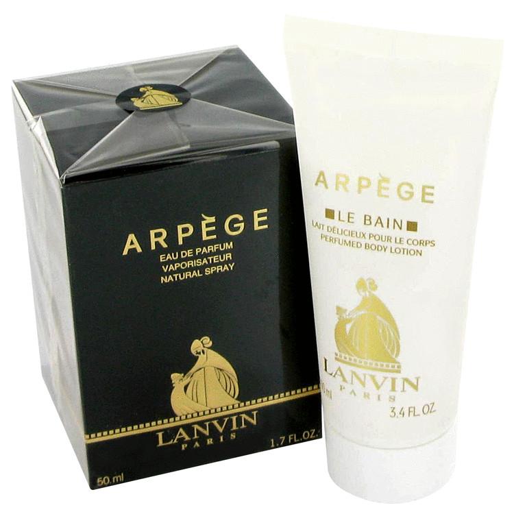 Arpege Gift Set -- Gift Set - 1.7 oz Eau De Parfum Spray + 3.4 oz Body Lotion for Women