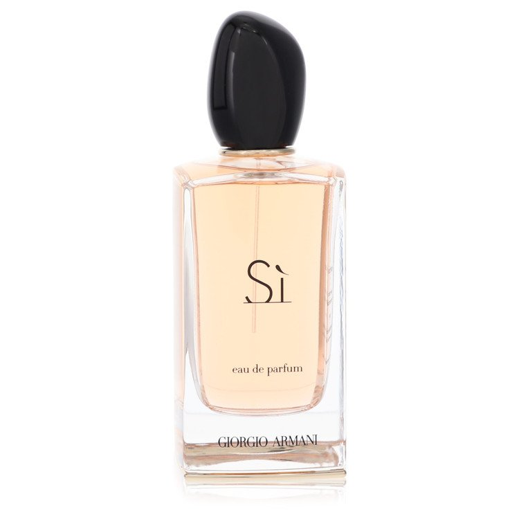 Armani Si by Giorgio Armani for Women Eau De Parfum Spray (Tester) 3.4 oz