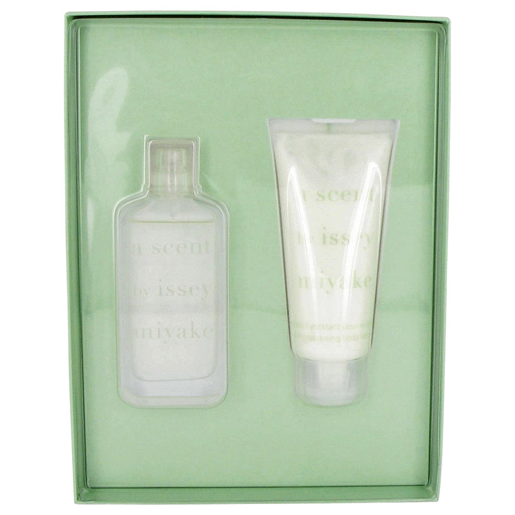 A Scent for Women, Gift Set (1.6 oz EDT Spray + 3.3 Moisturising Lotion)