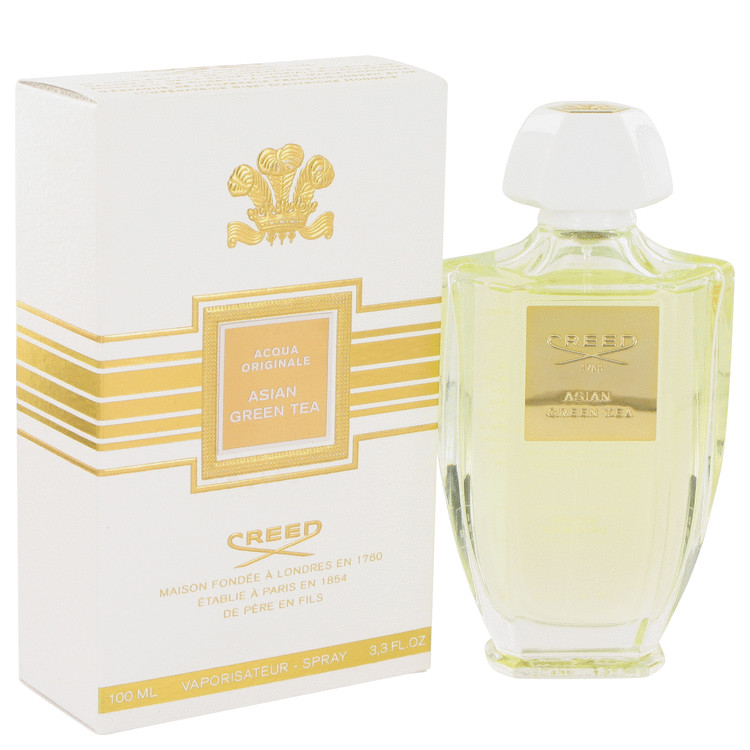 Asian Green Tea Perfume by Creed 100 ml Eau De Parfum Spray for Women