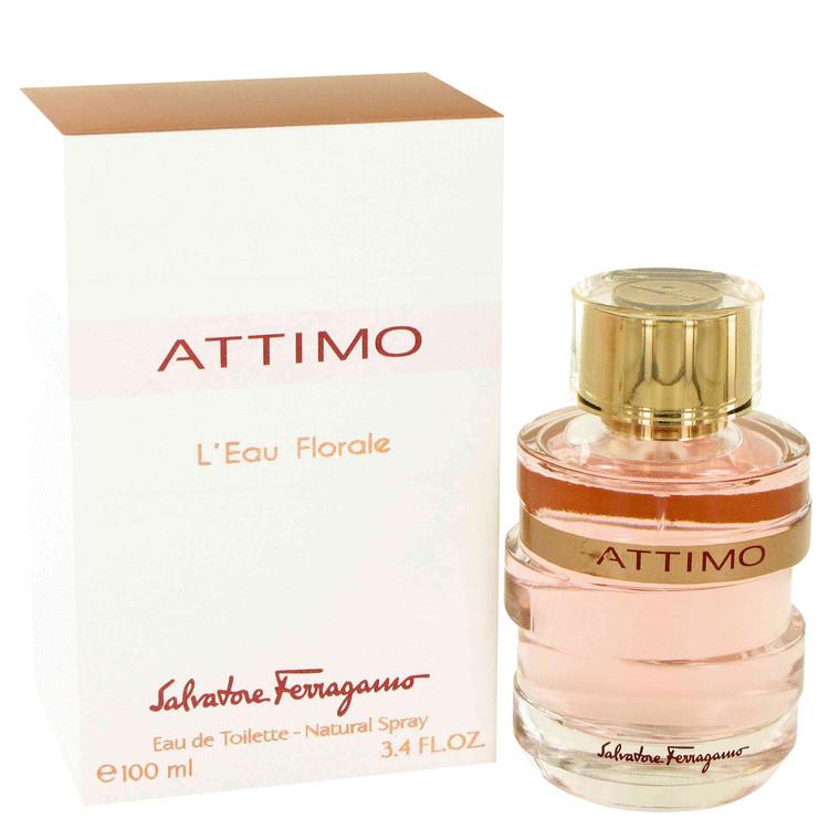 Attimo L'eau Florale Perfume 100 ml EDT Spay for Women