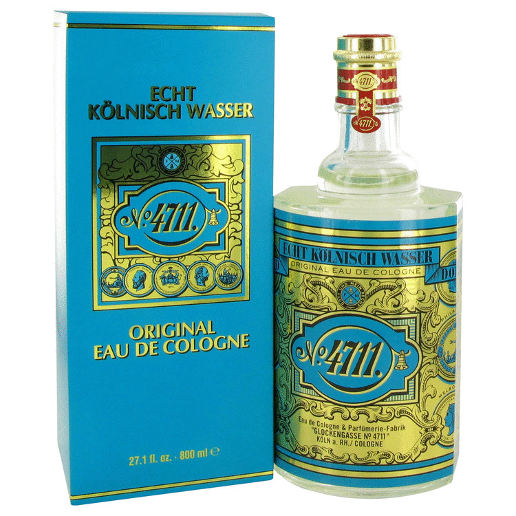 4711 Perfume by Muelhens 800 ml Eau De Cologne (Unisex) for Women