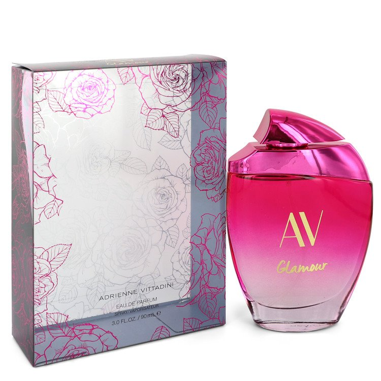 Av Glamour Charming by Adrienne Vittadini Women's Eau De Parfum Spray 3 oz