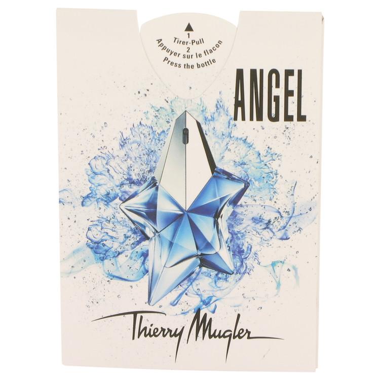 Angel Sample by Thierry Mugler .01 oz Mini EDP Flat Spray for Women