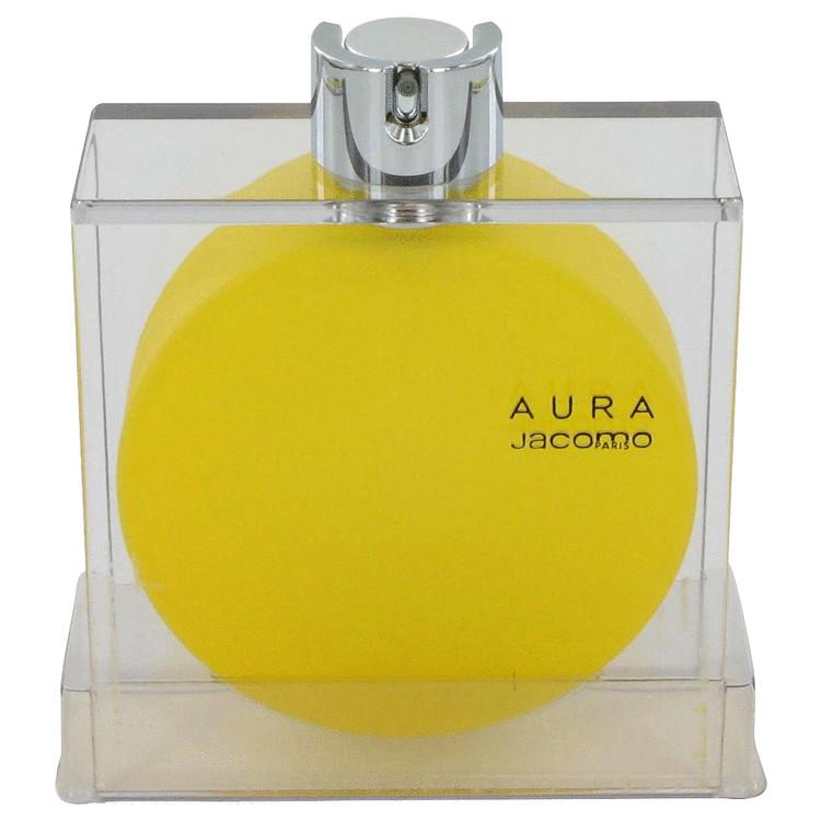 Aura Perfume by Jacomo 71 ml Eau De Toilette Spray (unboxed) for Women