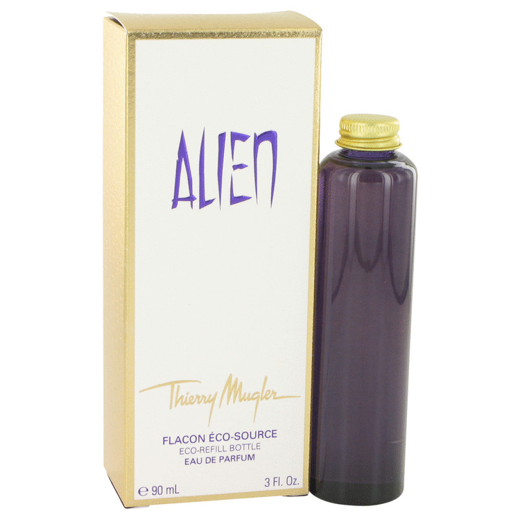 Alien Perfume by Thierry Mugler 90 ml Eau De Parfum Refill for Women