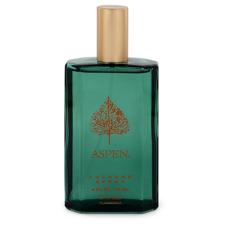 Aspen Cologne by Coty 120 ml Cologne Spray (unboxed) for Men
