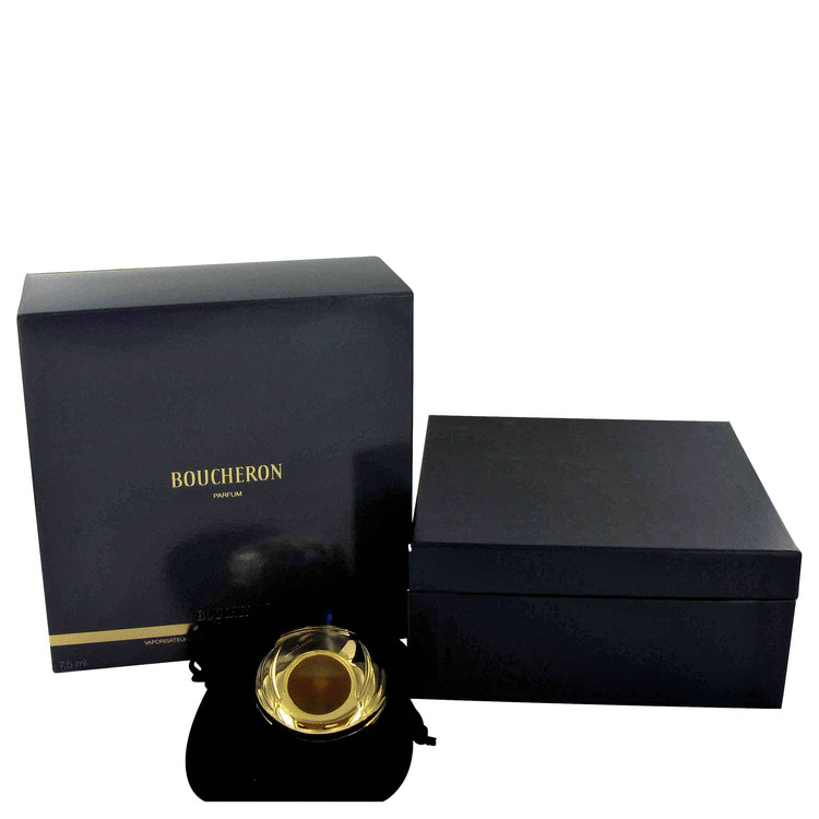 Boucheron Pure Perfume 7 ml Pure Perfume Spray Refillable for Women