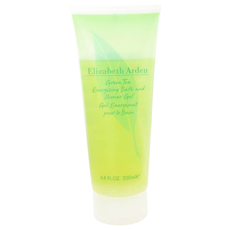 GREEN TEA by Elizabeth Arden for Women Energizing Bath & Shower Gel 6.8 oz