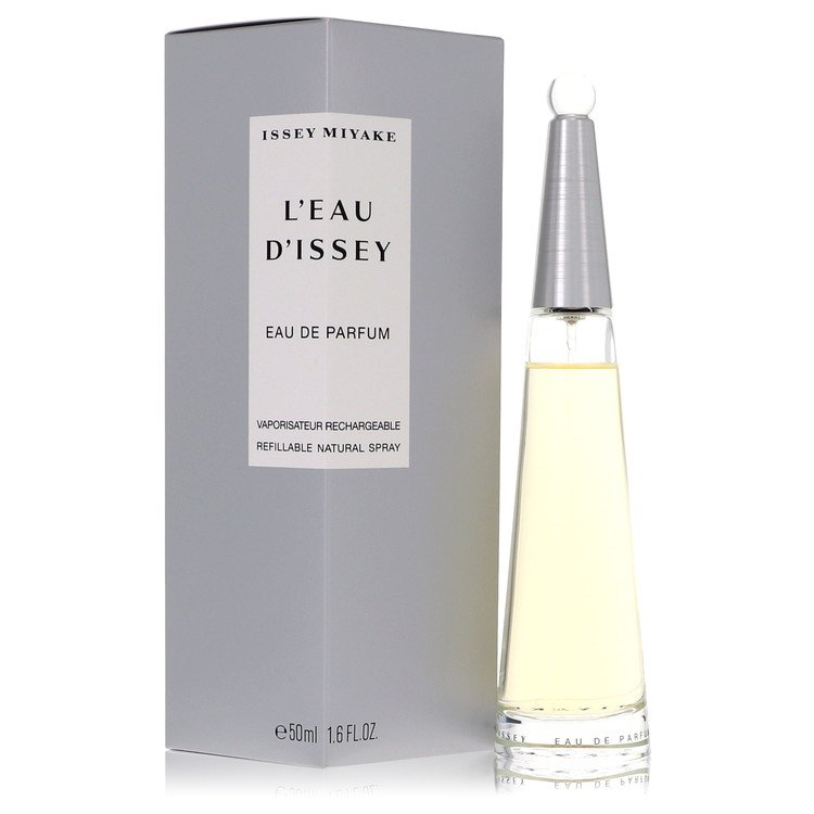 L'eau D'issey (issey Miyake) Perfume 1.6 oz EDP Refillable Spray for Women