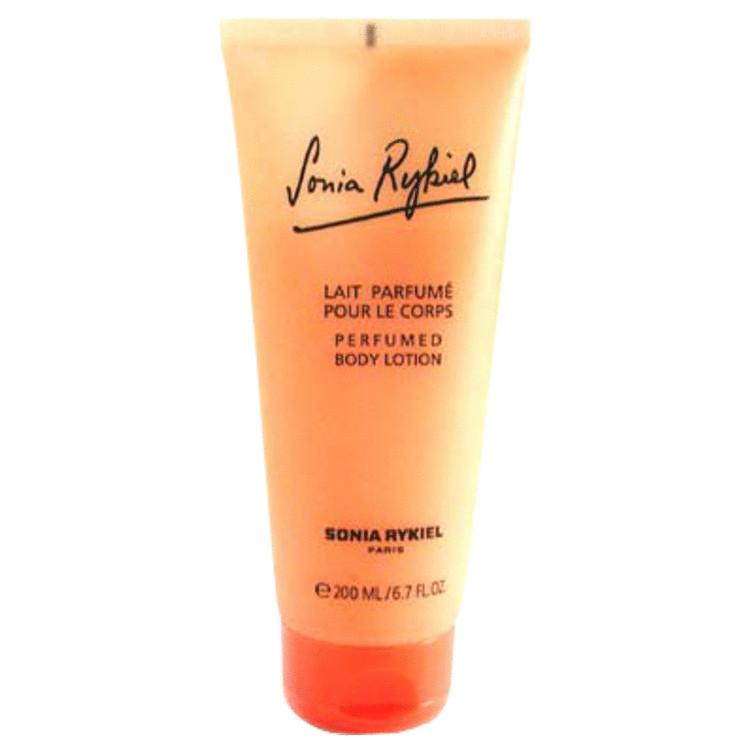Sonia Rykiel Body Lotion 6.7 oz Perfumed Body Lotion Tube for Women