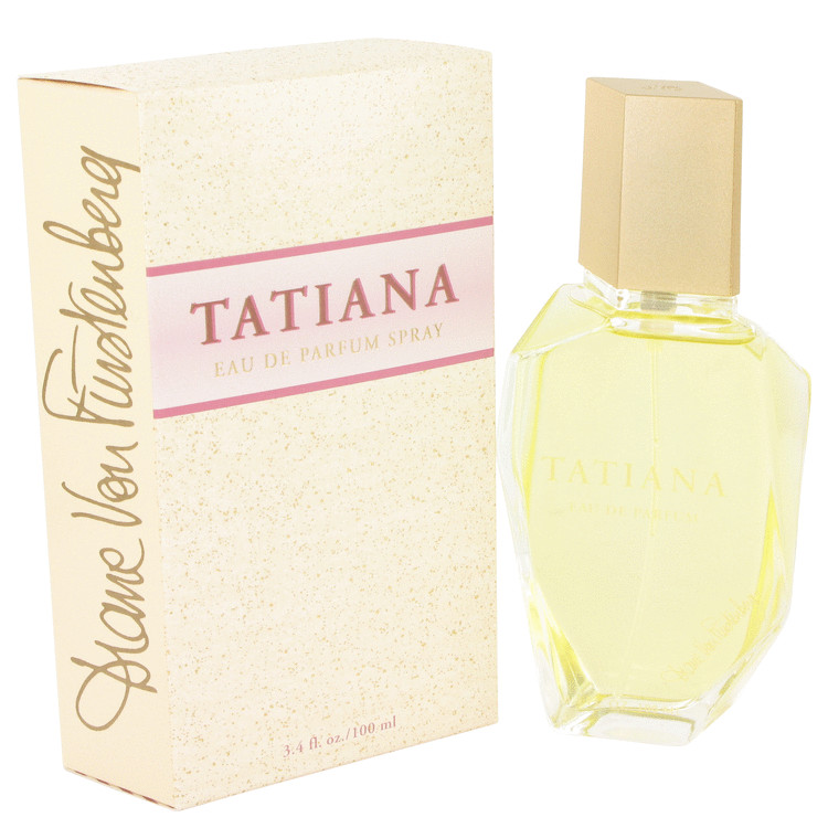 Tatiana Perfume by Diane Von Furstenberg 100 ml EDP Spay for Women