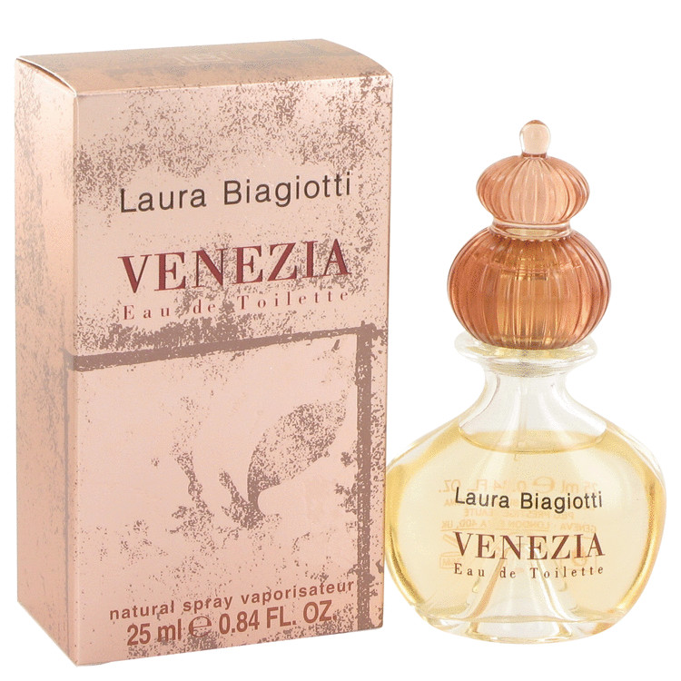 Venezia Perfume by Laura Biagiotti 25 ml EDT Spay for Women