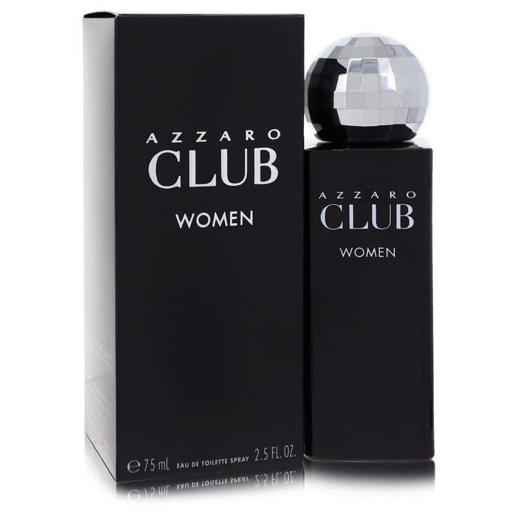 Azzaro Club Perfume by Azzaro 75 ml Eau De Toilette Spray for Women