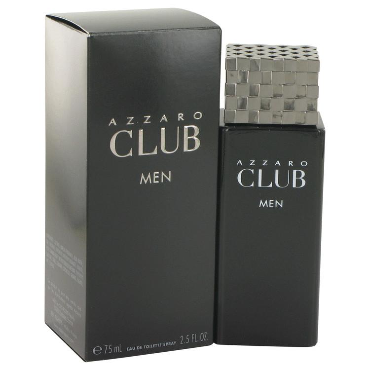 Azzaro Club Cologne by Azzaro 75 ml Eau De Toilette Spray for Men