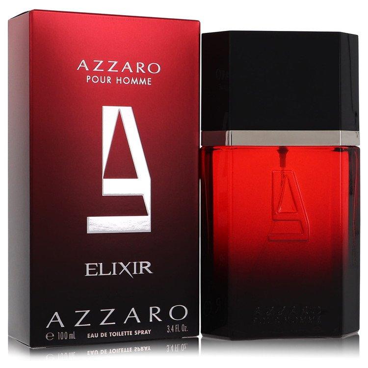 Azzaro Elixir Cologne by Azzaro 100 ml Eau De Toilette Spray for Men