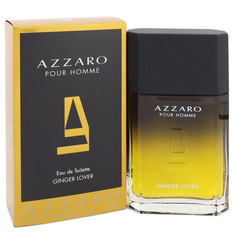 Azzaro Ginger Love Cologne by Azzaro 100 ml EDT Spay for Men