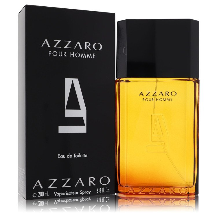AZZARO by Azzaro for Men Eau De Toilette Spray 6.8 oz