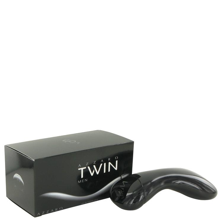 Azzaro Twin Cologne by Azzaro 80 ml Eau De Toilette Spray for Men