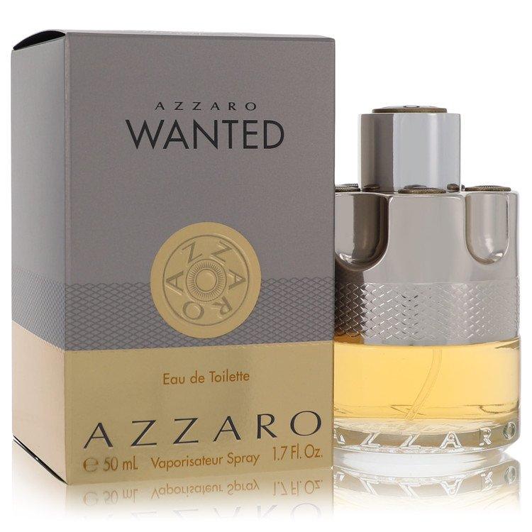 Azzaro Wanted Cologne by Azzaro 50 ml Eau De Toilette Spray for Men