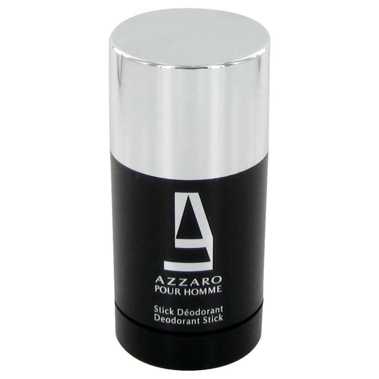 Azzaro Deodorant by Azzaro 2.25 oz Deodorant Stick for Men